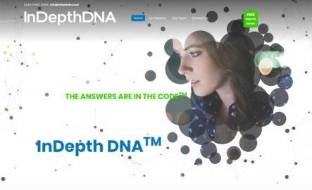 InDepth DNA website